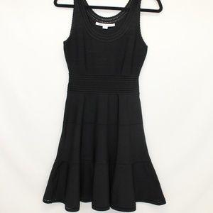 Diane VonFurstenberg Black Sleeveless Dress